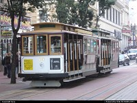 San Francisco : Cable Car