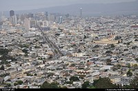 Overview of thVe city from twin peaks