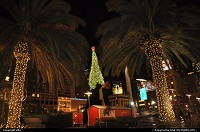 union square san frncisco. End of november, christmas in sight