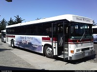 Board the bus that will bring you to Hearst Castle on the hill