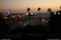 Photo by WestCoastSpirit | Santa Monica  beach, surf, LA, park, pier