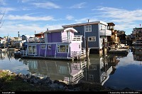 Photo by elki | Sausalito  Sausalito, boat houses