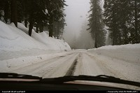 Photo by WestCoastSpirit |  Sequoia car, snow, winter