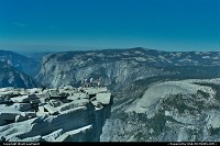 Photo by WestCoastSpirit |  Yosemite hike, summit, rock