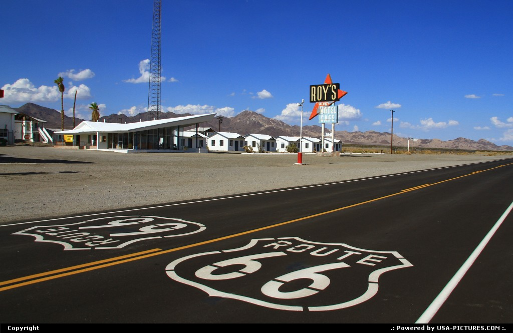 Picture by airtrainer: Amboy California