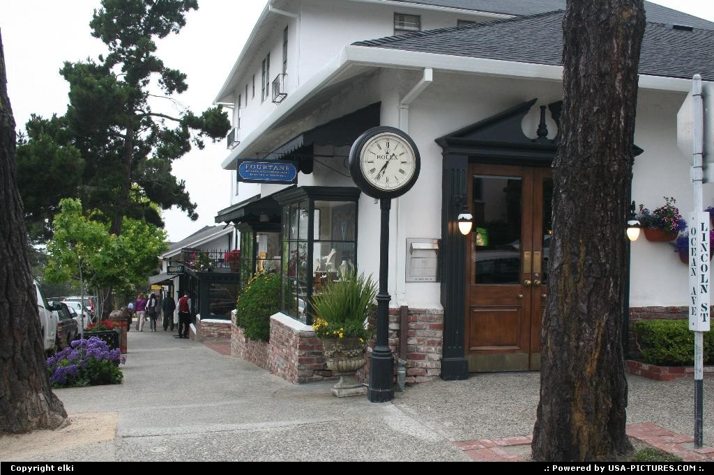 Picture by elki: Carmel California   carmel
