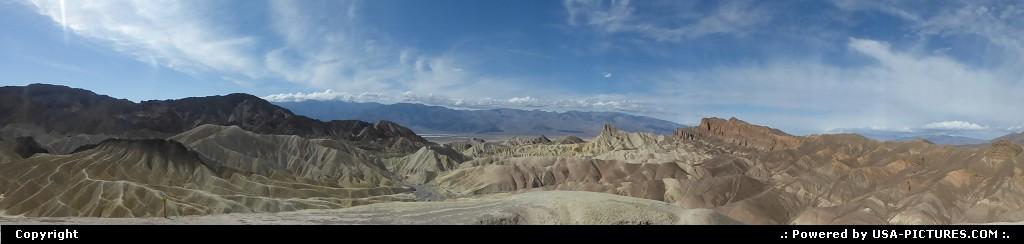 Picture by benj40:CaliforniaDeath ValleyZabriskie Point