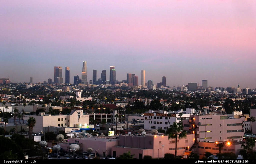 Picture by TheKnock: Los Angeles California
