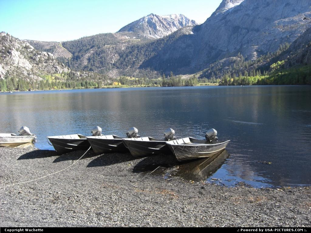 Picture by Wachette: Mammoth Lakes California   mammoth lake