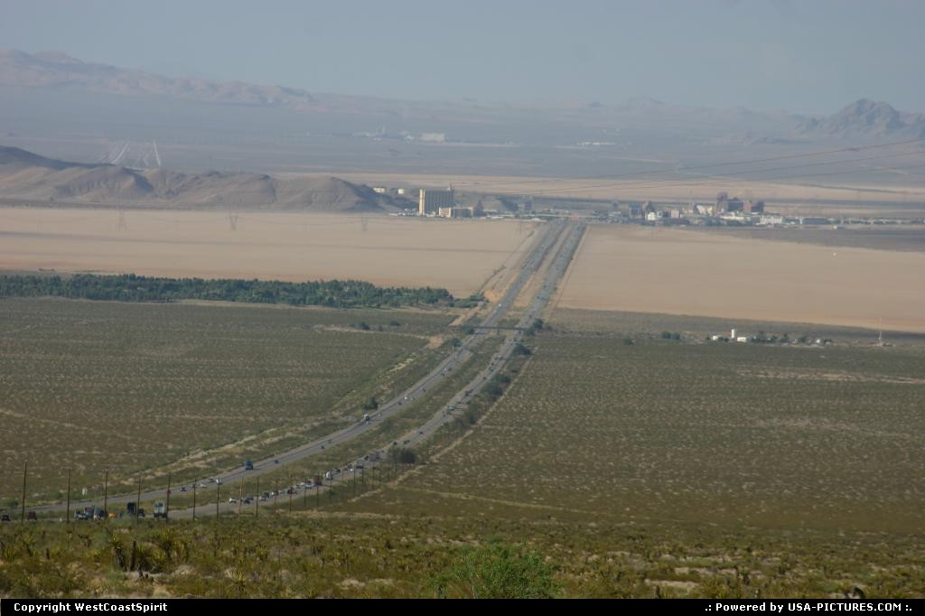 Picture by WestCoastSpirit: Not in a city California   road, freeway, gamble, resort, casino