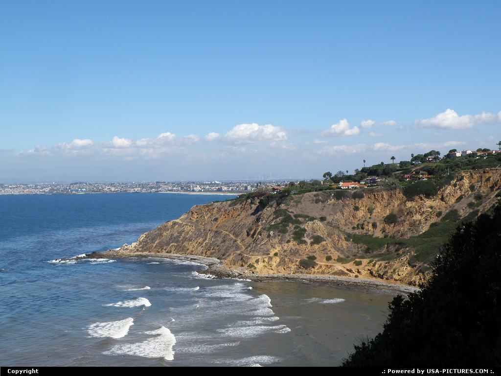 Picture by Bernie: Palos Verdes Peninsula California