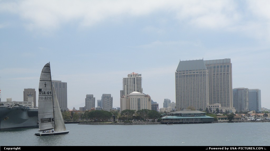 Picture by Bernie: San Diego California