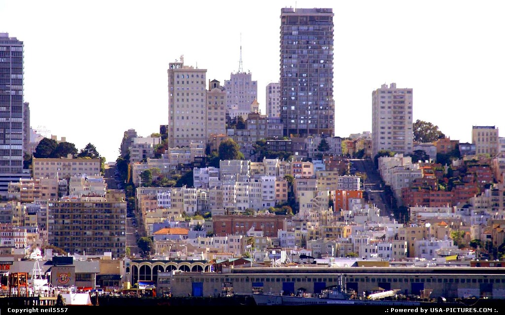 Picture by neil5557:San FranciscoCaliforniacity