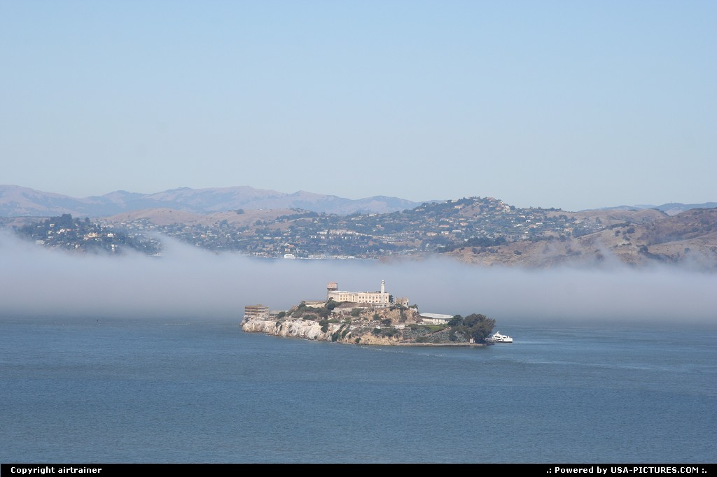 Picture by airtrainer:San FranciscoCaliforniaalcatraz