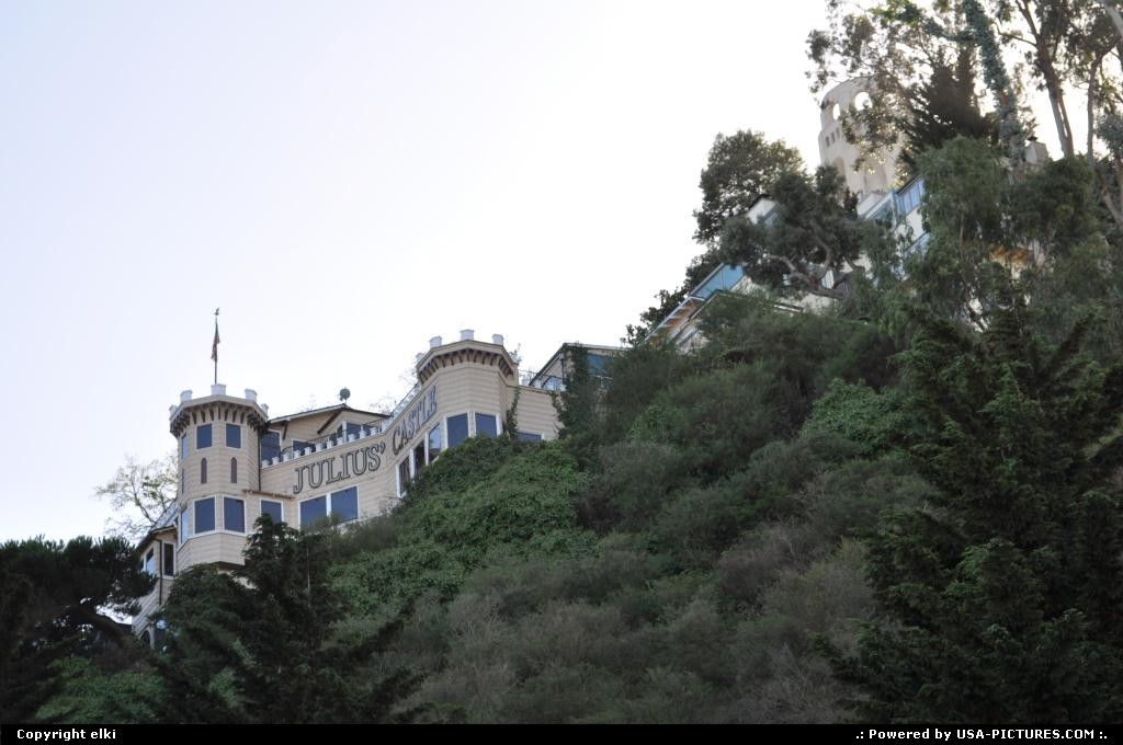 Picture by elki: San Francisco California   julius castle