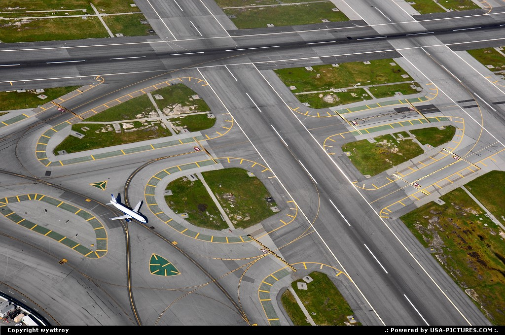 Picture by wyattroy: San Francisco California   SFO airport