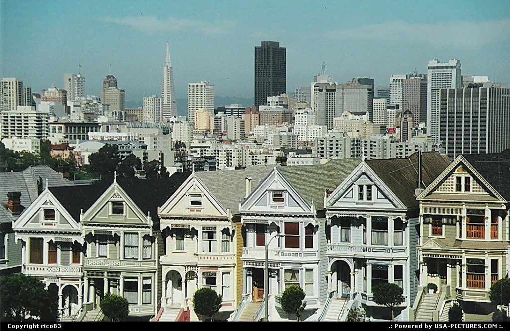 Picture by rico83:San FranciscoCalifornia