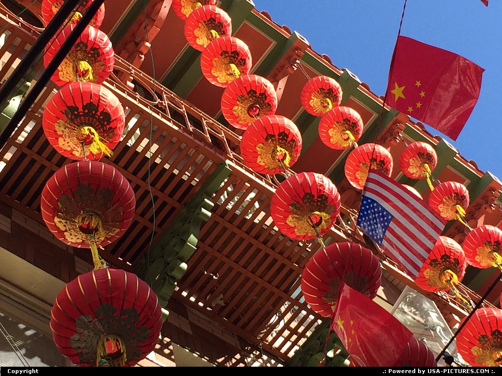 Picture by elki: San Francisco California   chinatown san Francisco california