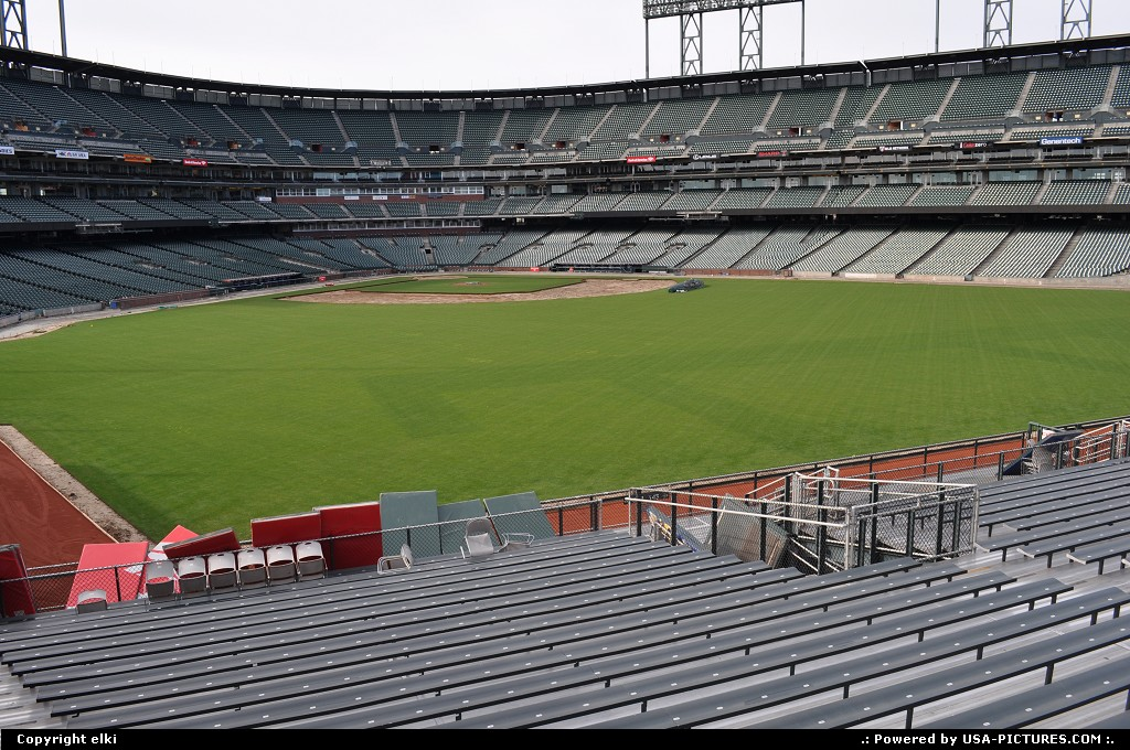 Picture by elki:San FranciscoCaliforniaat&t, giants