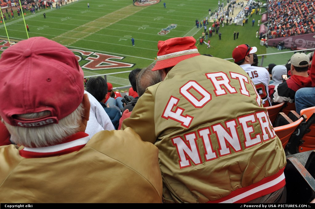 Picture by elki:San FranciscoCalifornia49 ers, san francisco, play off