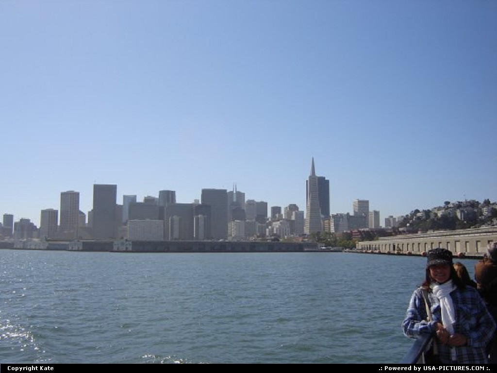 Picture by Kate:San FranciscoCaliforniabay, bridge,