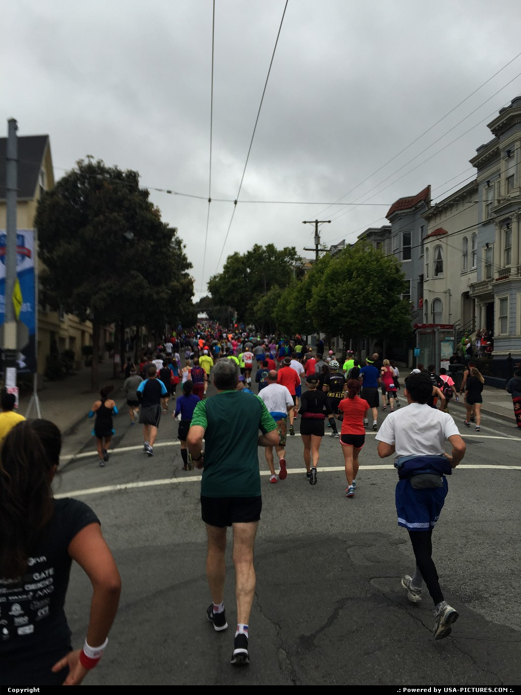 Picture by WestCoastSpirit: San Francisco California   b2b, sfo, running