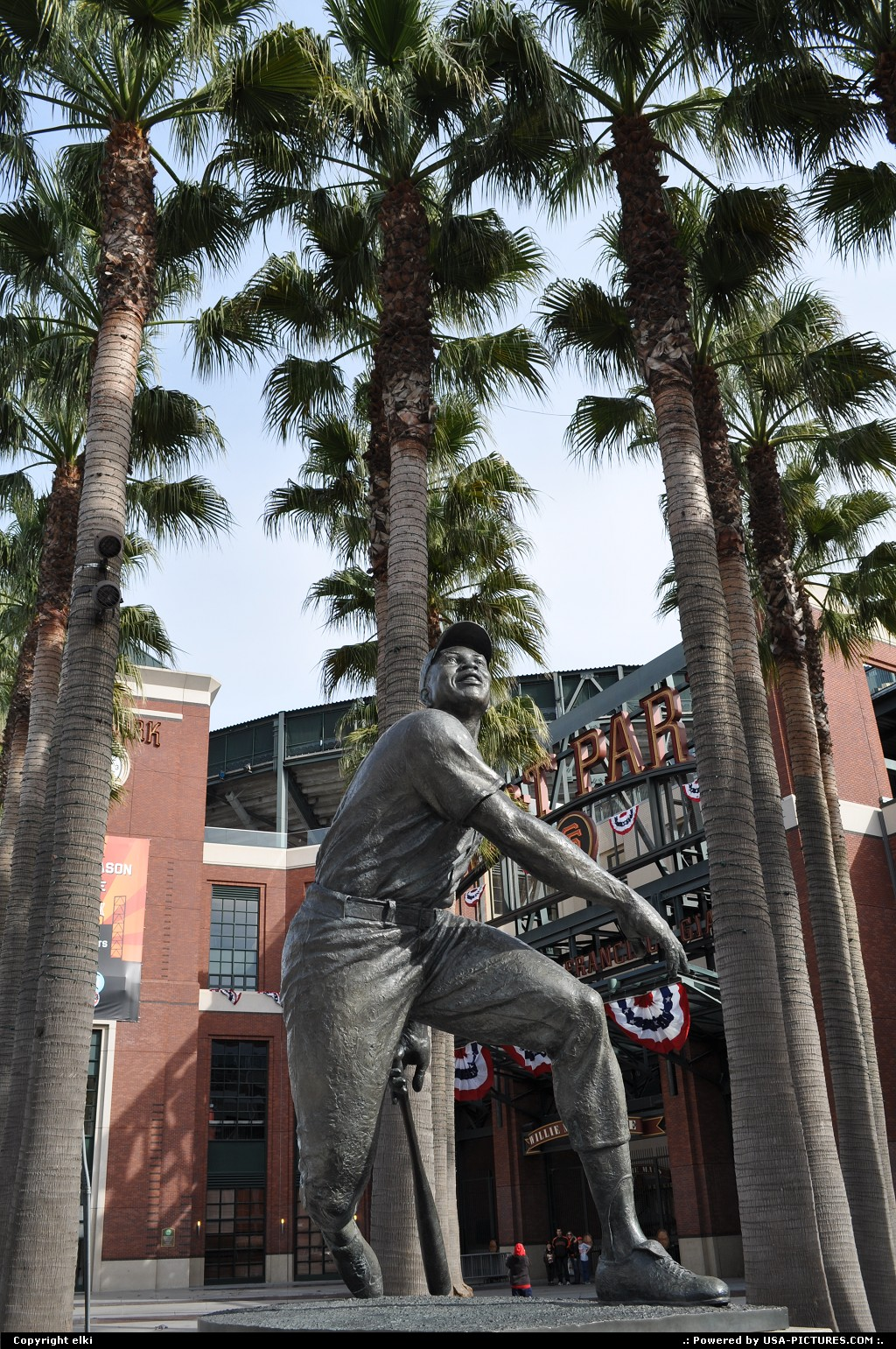 Picture by elki:San FranciscoCaliforniaat&t stadium, at&t park, san francisco giants