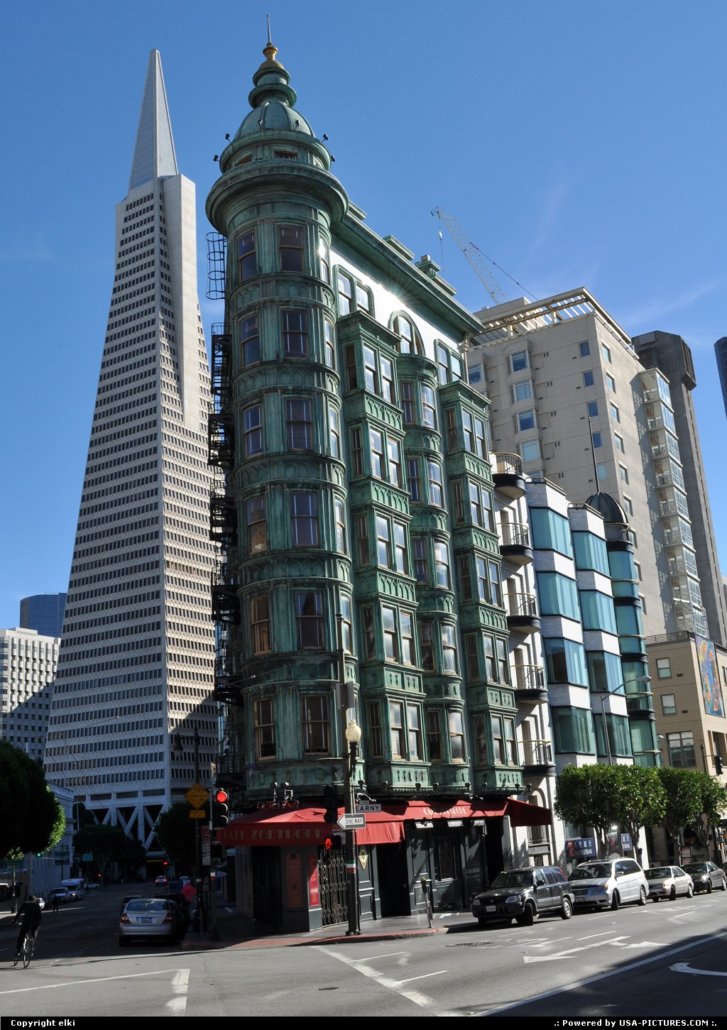Picture by elki: San Francisco California   san francisco