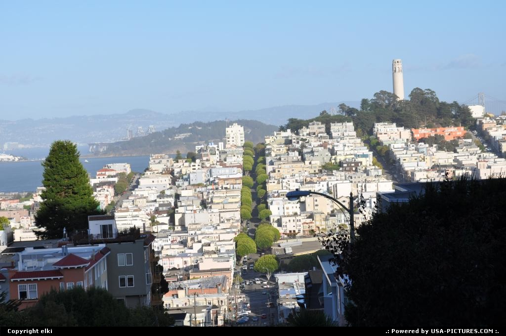 Picture by elki: San Francisco California