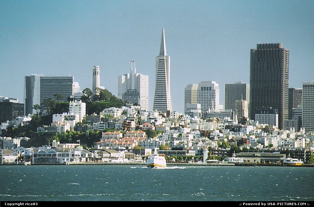 Picture by rico83: San Francisco California