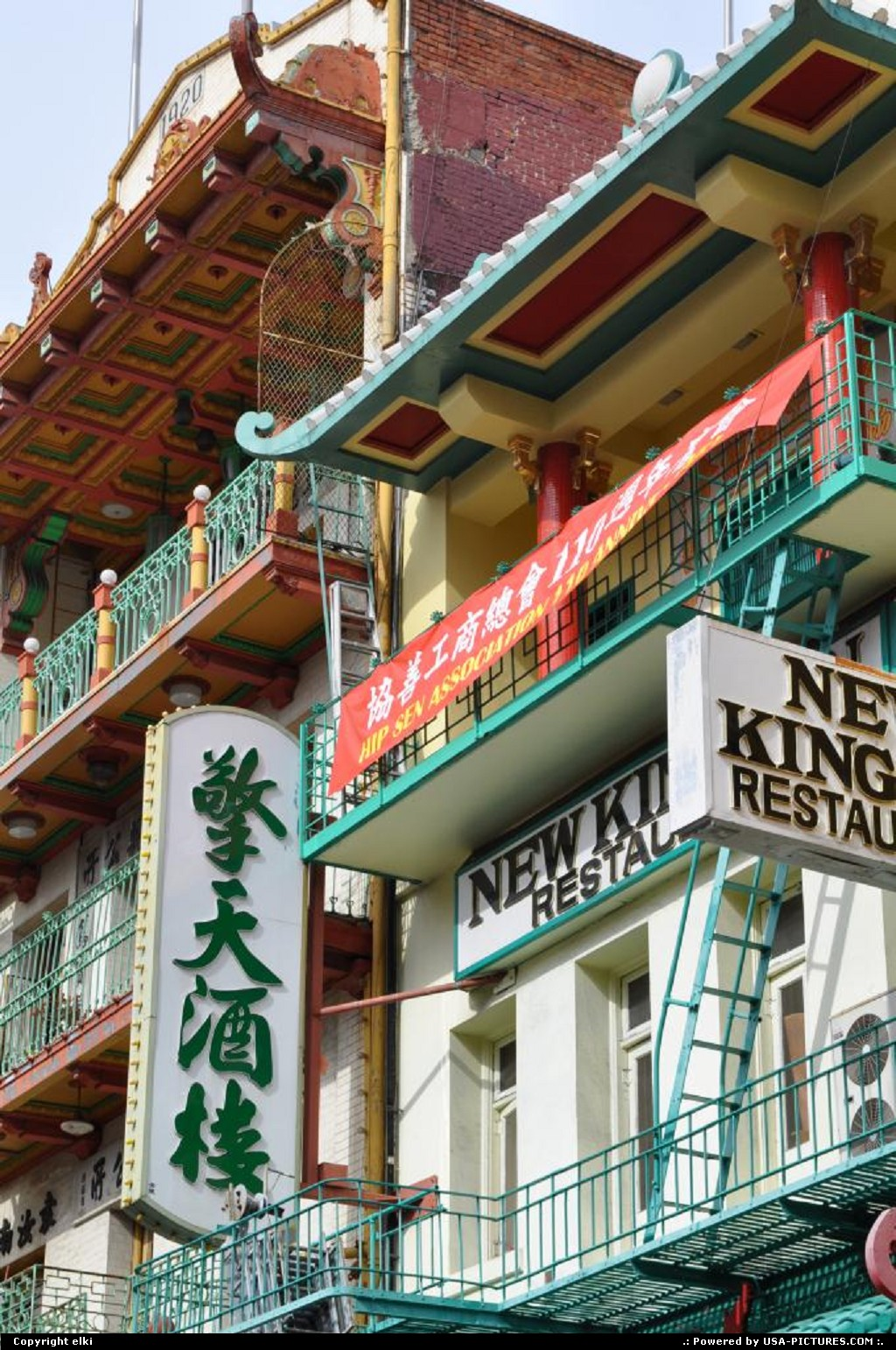 Picture by elki:San FranciscoCaliforniasan francisco chinatown