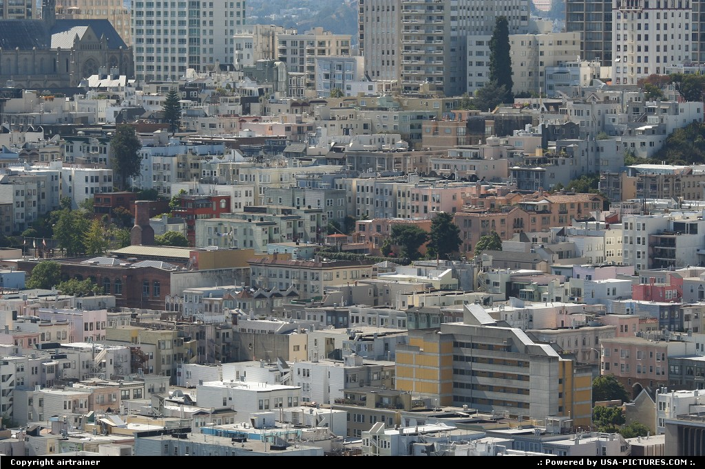 Picture by airtrainer: San Francisco California