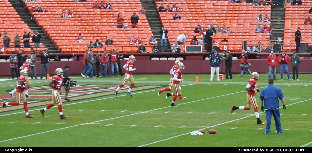 Picture by elki:San FranciscoCalifornia49 ers San Francisco