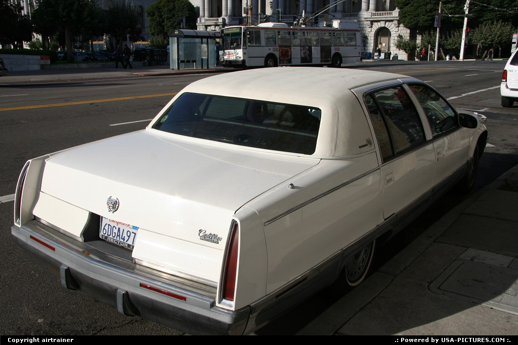 Picture by airtrainer:San FranciscoCaliforniacadillac