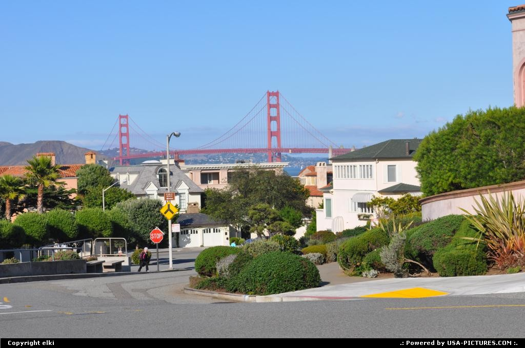 Picture by elki:San FranciscoCaliforniasan francisco