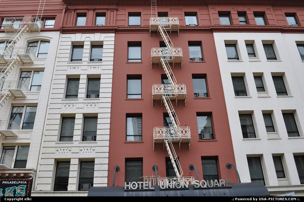 Picture by elki:San FranciscoCaliforniasan francisco hotel union square