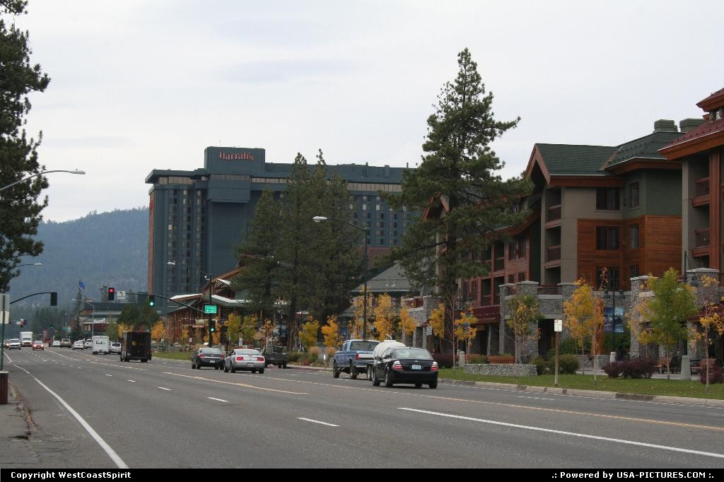 Picture by WestCoastSpirit: South Lake Tahoe California   tahoe, resort, ski, lake, casino, nevada