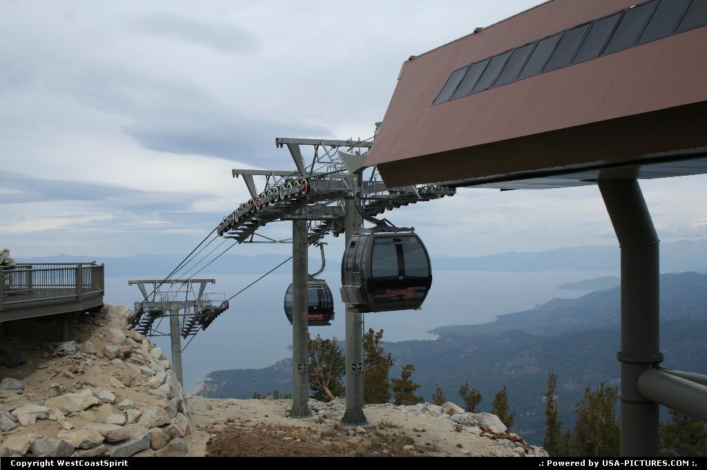 Picture by WestCoastSpirit:South Lake TahoeCaliforniaski, gamble, resort, casino, beach