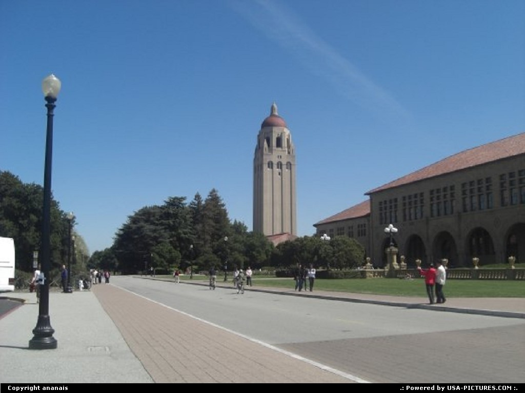Picture by ananais:StanfordCalifornia