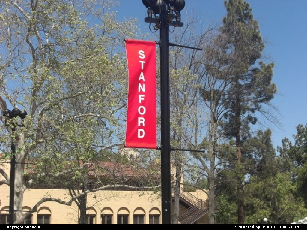 Picture by ananais: Stanford California
