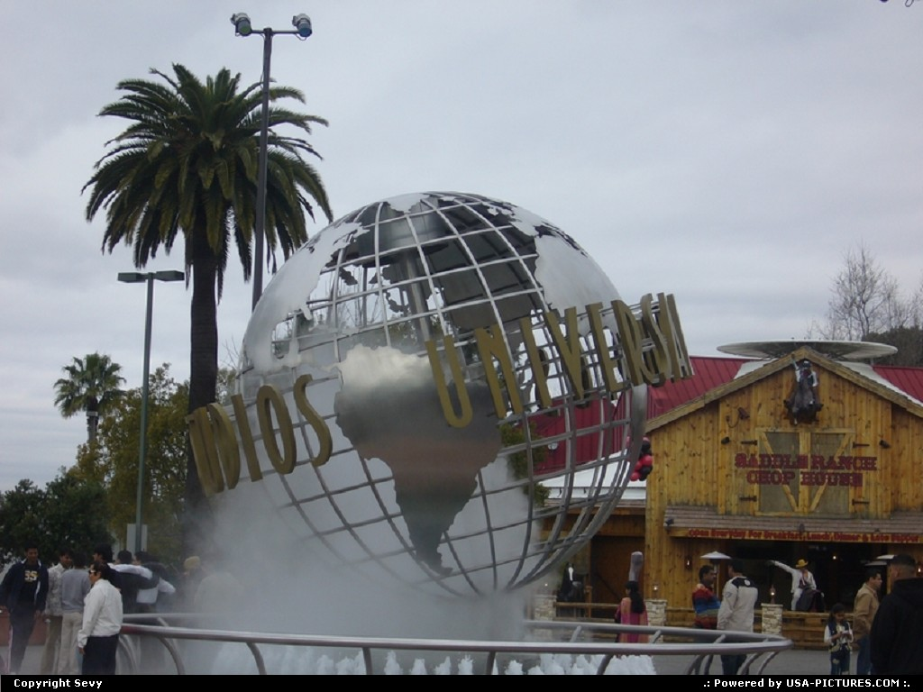 Picture by Sevy:Universal CityCalifornia