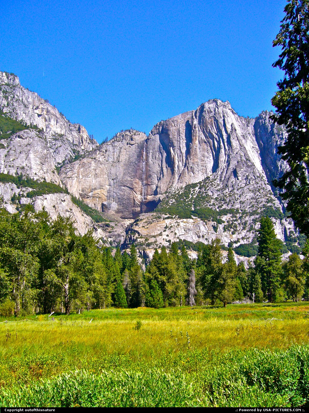 Picture by outofthisnature:  California Yosemite  Yosemite Valley