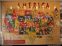 Usa Map Funny