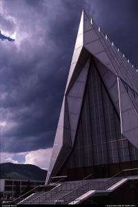 Colorado, Colorado Springs Air Force Academy Chapel