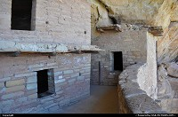 balcony house @ mesa verde national park Mesa Verde National Park is a U.S. National Park and UNESCO World Heritage Site located in Montezuma County, Colorado, United States. The park was created in 1906 by President Theodore Roosevelt, to protect some of the best-preserved cliff dwellings in the world, or as he said,