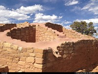 Mesa Verde, , CO, The sun temple is indeed an impressive structure, albeit unfinished. As per archeological researches, the place was built as a tribute, potentially involving the whole community, considering its size.