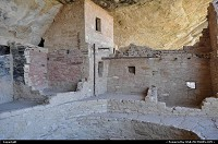 Photo by elki |  Mesa Verde balcony house mesa verde national park