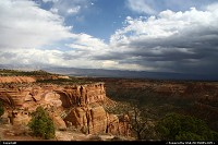 Not in a City : Colorado National Monument, near Grand Junction.