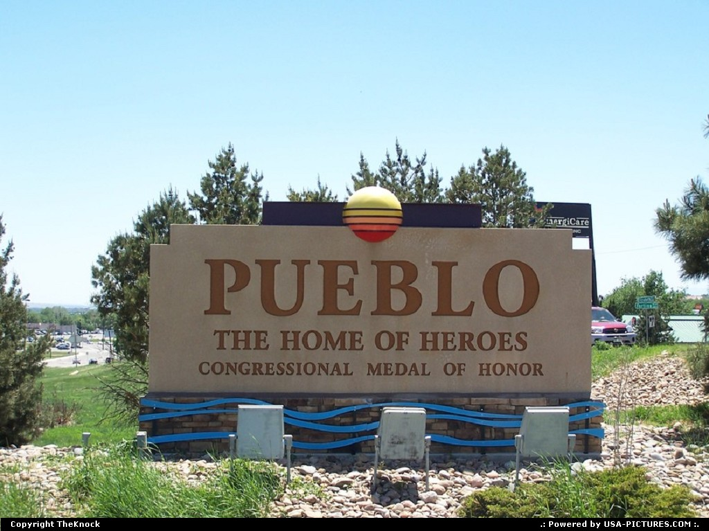 Picture by TheKnock: Pueblo Colorado   Pueblo city