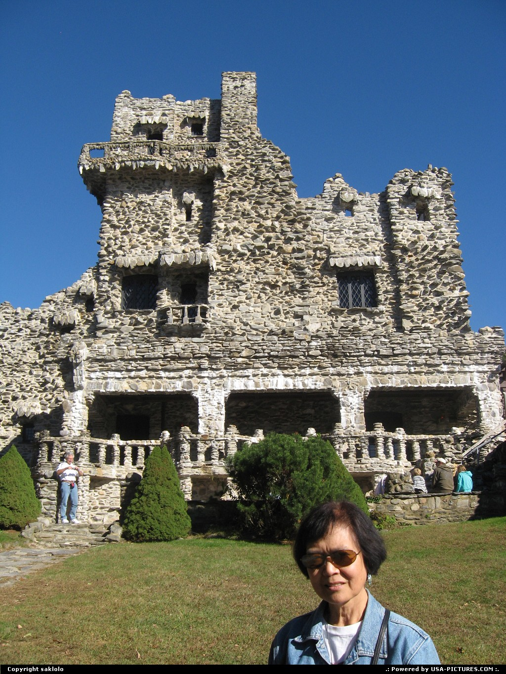 Picture by saklolo:Not in a CityConnecticutGillette Castle